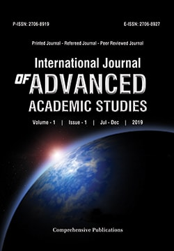 International Journal of Political Science and Governance